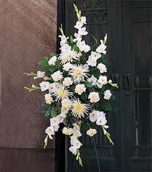 All White Spray  from Martinsville Florist, flower shop in Martinsville, NJ