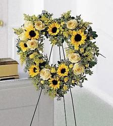 Heart of Sunshine from Martinsville Florist, flower shop in Martinsville, NJ