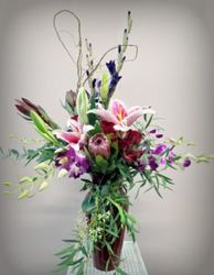 High Style and Tropical from Martinsville Florist, flower shop in Martinsville, NJ