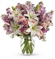 Blossoming  Romance from Martinsville Florist, flower shop in Martinsville, NJ