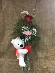 Sweet Teddy from Martinsville Florist, flower shop in Martinsville, NJ
