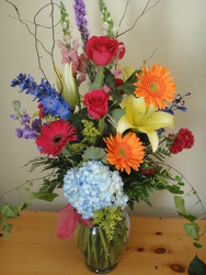 Spring Romance from Martinsville Florist, flower shop in Martinsville, NJ