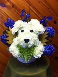 Doggie1001 from Martinsville Florist, flower shop in Martinsville, NJ
