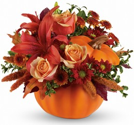 Happy Fall from Martinsville Florist, flower shop in Martinsville, NJ