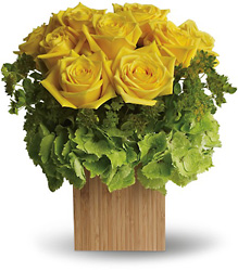 Box of Sunshine from Martinsville Florist, flower shop in Martinsville, NJ