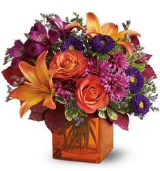 Autumn Chic from Martinsville Florist, flower shop in Martinsville, NJ