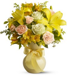 Sunny Smiles from Martinsville Florist, flower shop in Martinsville, NJ