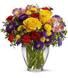 Brighten Your Day from Martinsville Florist, flower shop in Martinsville, NJ