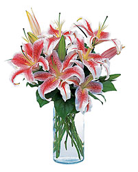Lovely Lilies from Martinsville Florist, flower shop in Martinsville, NJ